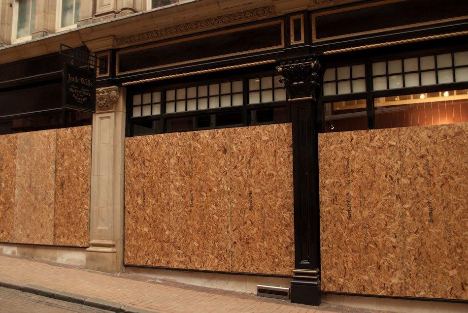 Did the Bullingdon Club loot Birmingham?