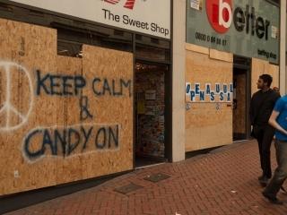 Britain Needs Sweet Things