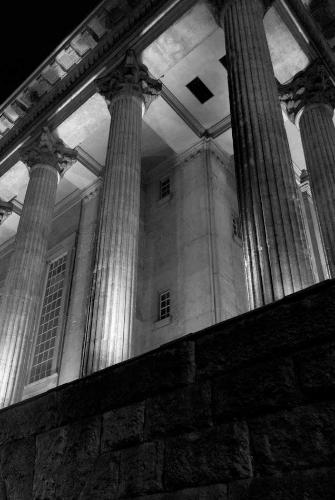 Pillars (Birmingham Town Hall)