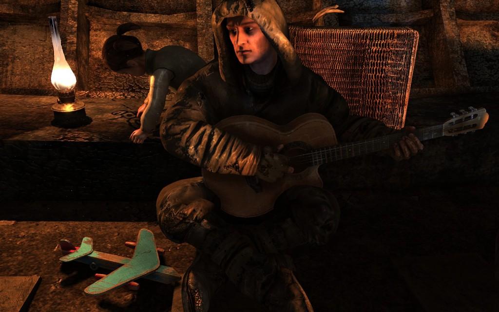 metro 2033 guitarist